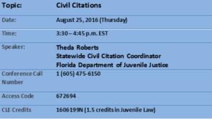 Civil Citation